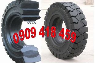 Nhập khẩu vỏ xe nâng 18×7-8, lốp xe nâng đặc 18×7-8, lốp xe nâng hơi18×7-8