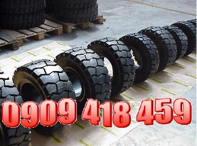 Vỏ xe nâng 21×8-9, lốp xe nâng 21×8-9, vỏ đặc xe nâng 21×8-9, vỏ hơi xe nâng21×8-9