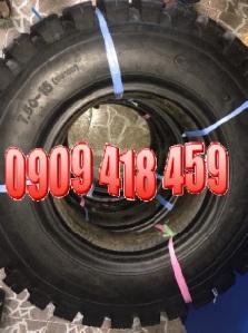 Lốp xe nâng hơi 650-10, lốp hơi xe nâng 650-10