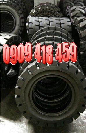 Vỏ xe nâng 500-8, vỏ xe nâng đặc 500-8, vỏ xe nâng hơi500-8